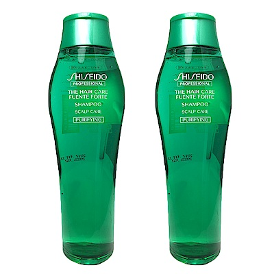 SHISEIDO 資生堂 芳泉調理極淨洗髮乳250ml(2入)