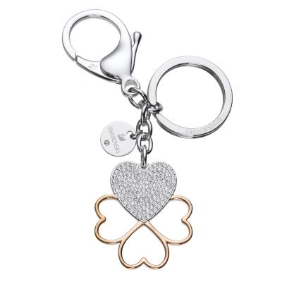 SWAROVSKI 施華洛世奇 Cupid水晶鑰匙圈