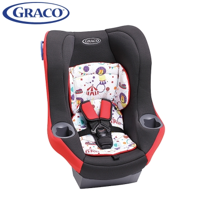 【限時下殺】Graco 0-4歲前後向嬰幼兒汽車安全座椅 MYRIDE? 動物樂園