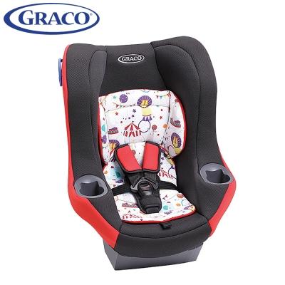 Graco 0-4歲前後向嬰幼兒汽車安全座椅 MYRIDE? 動物樂園