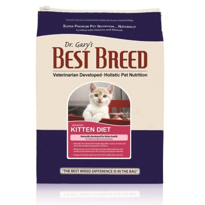 BEST BREED貝斯比《幼貓高營養配方-BB5901》1.8kg