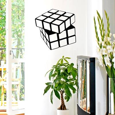 [摩達客]法國Ambiance 方塊設計 家飾壁貼
