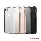 Matchnine iPhone 8/7 全包覆邊框透明手機保護殼
