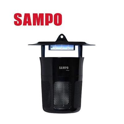 (福利品) SAMPO聲寶 吸入式強效UV捕蚊燈ML-WJ04E (B)