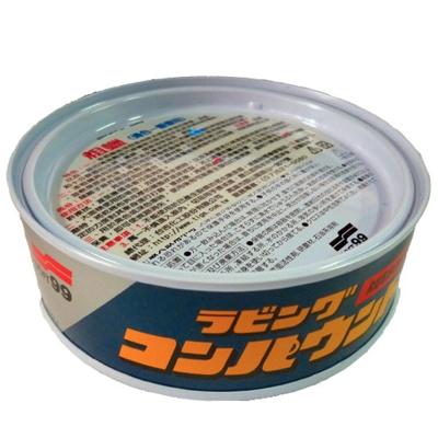 日本SOFT 99粗蠟(一般車用)-快