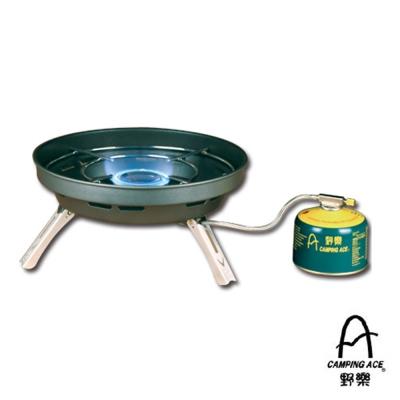【台灣 CAMPING ACE】野樂 多功能燒烤爐 (附收納袋)炊具