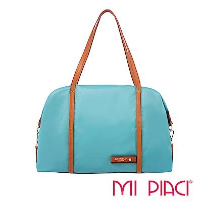MI PIACI-Alice系列肩背袋-1230118-孔雀藍