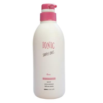 IONIC 艾爾妮可 玫瑰精油洗髮精 500ml