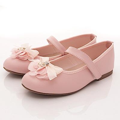 日本娃娃 柔美珠珍公主鞋款 6916粉(中大童段)