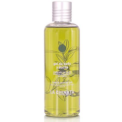 LA CHINATA 純淨天然橄欖精華沐浴露250ml