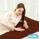三貴SANKI 獨立氣泡發熱舒適保暖墊-雙人(140*200cm) 2入