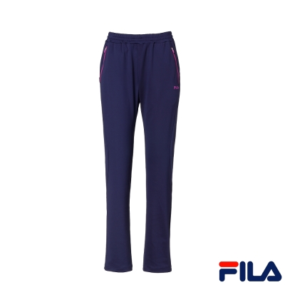 FILA女吸濕排汗長褲5PNQ-1453-DB