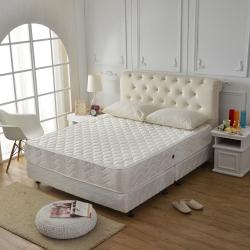 Ally愛麗飯店級3M防潑水抗菌蜂巢式獨立筒床 單人3.5尺