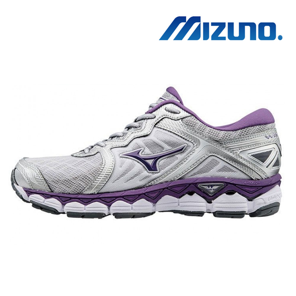 Mizuno WAVE SKY WIDE (W) 女慢跑鞋 J1GD171269