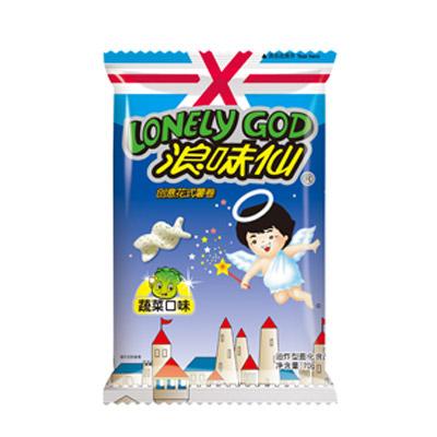 旺旺-浪味仙蔬菜餅乾-10入-箱