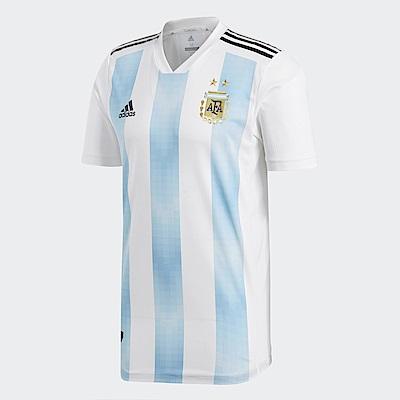 adidas 阿根廷國家隊球員版主場球衣 男 BQ9329