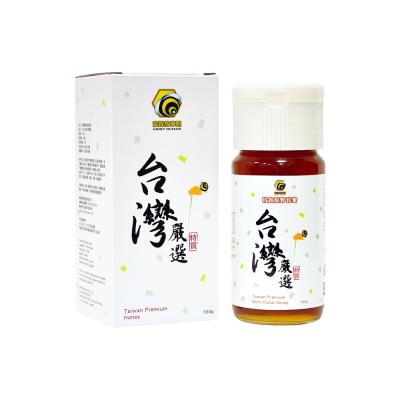 蜜蜂故事館 台灣嚴選原野花蜜 700g