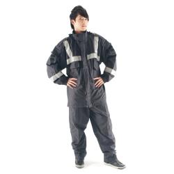 BrightDay風雨衣兩件式 - 透氣勤務款『警察義消軍用保全首選』
