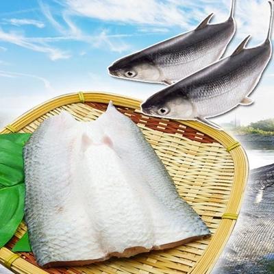 馬姐漁舖 鮮嫩營養大規格去刺虱目魚肚10片組(195g/片)