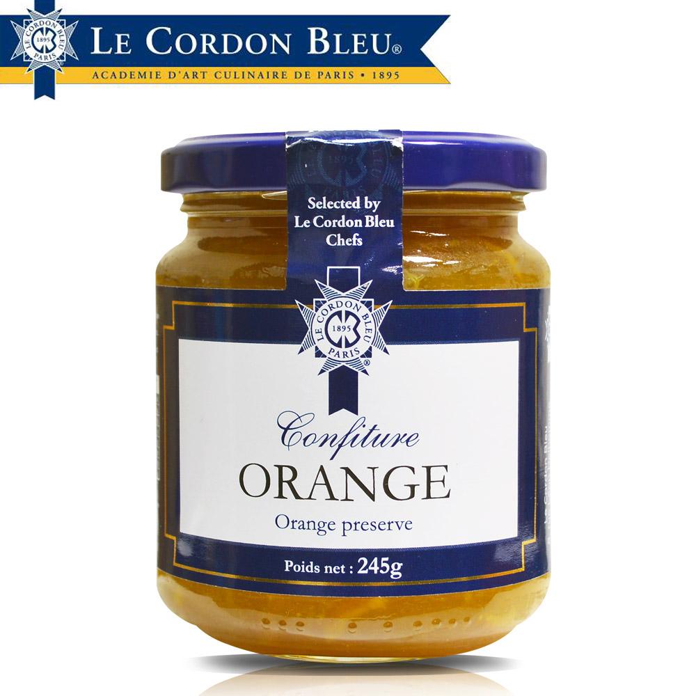 法國藍帶 柳橙果醬(245g)