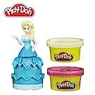 Play-Doh培樂多-迪士尼公主遊戲組-艾莎