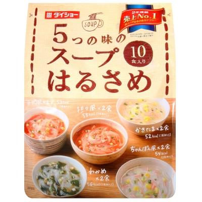 Daisho 5味即食綜合冬粉湯(164.6g)
