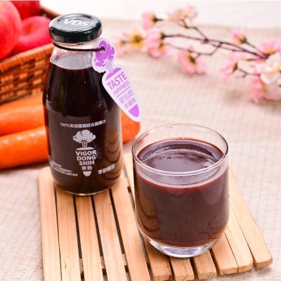 得福-東勢果菜生產合作社-100-紫胡蘿蔔綜合蔬果