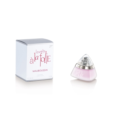 MAUBOUSSIN lovely a la folie 夢寶星星鑽女性淡香精30ml