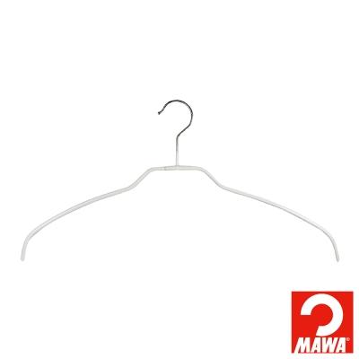 德國MAWA 衣架42cm_白色(20入)