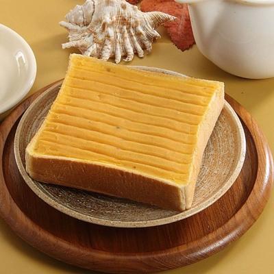 美食村 元氣厚片奶皇地瓜(1組2入)