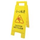 WIP No.1400 小心地滑-直立警示牌