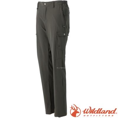 Wildland 荒野 0A51315-64深卡灰 女 Codura抗UV長褲
