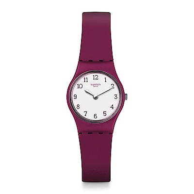 Swatch 原創系列 REDBELLE 紅色佳人手錶