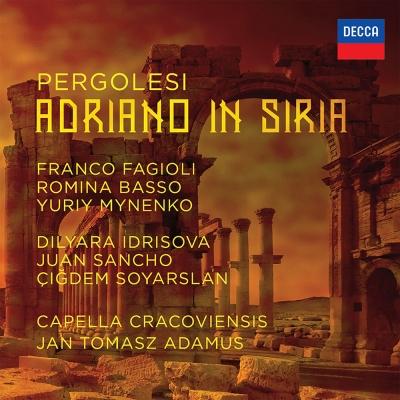 裴高雷西/阿德里亞諾在敘利亞(3CD)