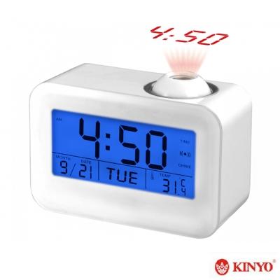 KINYO 數位投影拍拍鐘(TD-337)