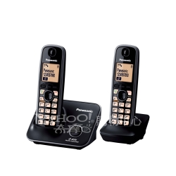 Panasonic 國際牌 2.4GHz 高頻數位大字體無線電話 KX-TG3712