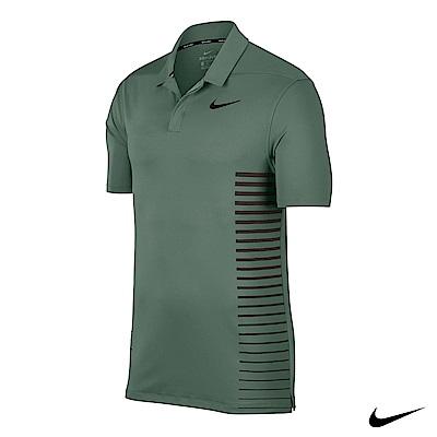 Nike GOLF 男運動短袖POLO 綠 890092-365