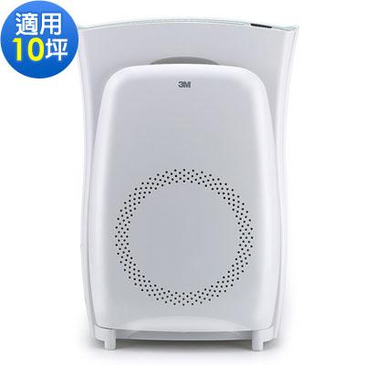 3M 淨呼吸超濾淨型空氣清淨機(高效版)-適用10坪 N95口罩濾淨原理