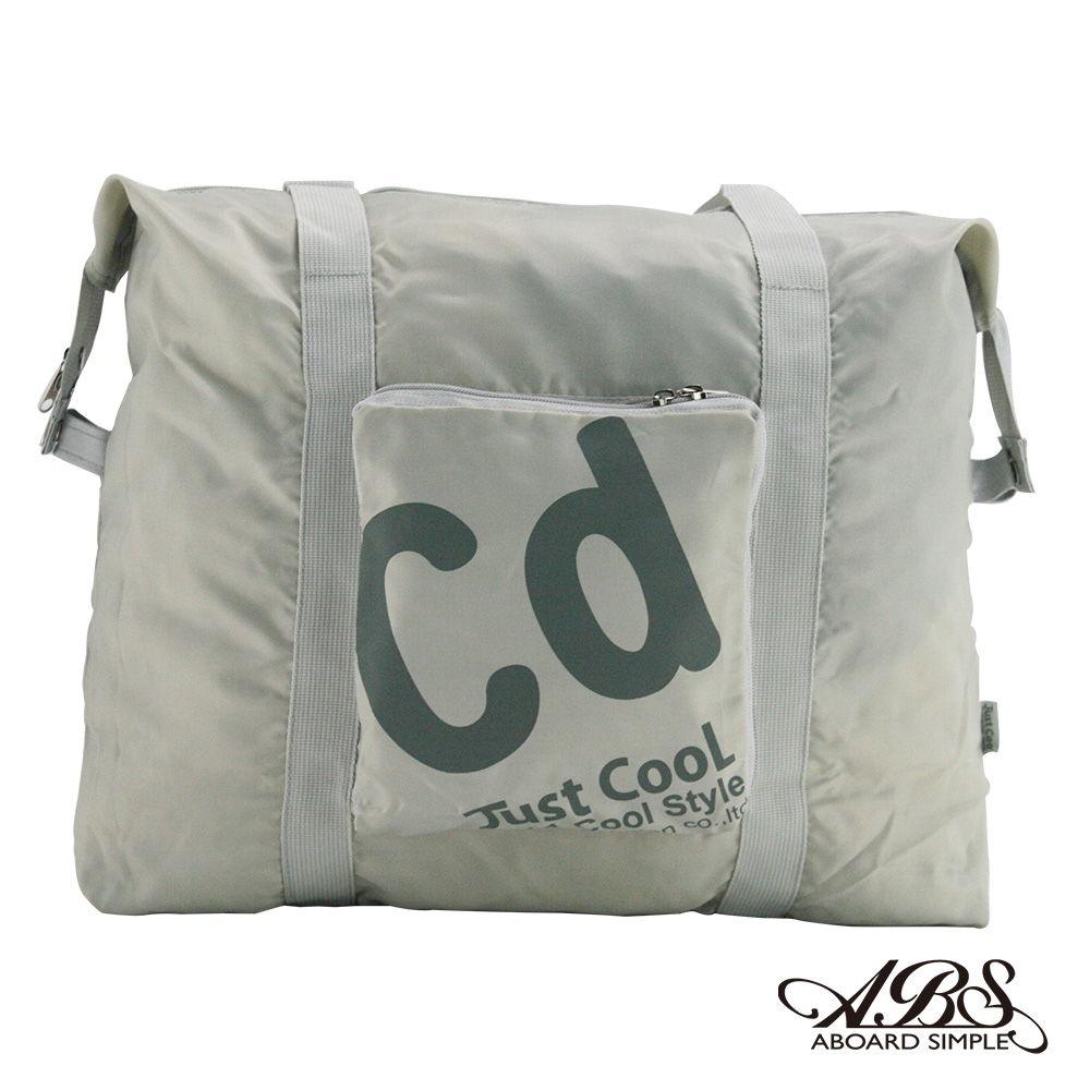 ABS愛貝斯 旅行萬用袋、單幫袋、批貨袋 (灰) 7800-150