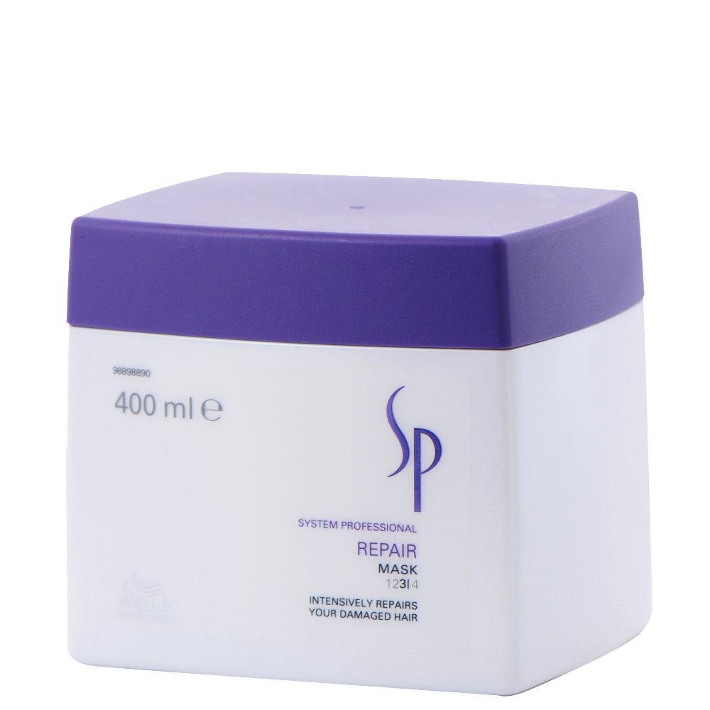威娜 WELLA SP 極緻賦活護髮膜 400ML (受損髮專用)
