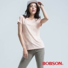 BOBSON  女款印圖T恤