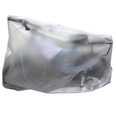 WISH 自行車防塵套/防塵罩/車雨衣 (透明霧面)