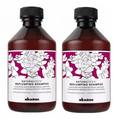 Davines達芬尼斯 彈潤保水洗髮露  250 ml ( 2 入)