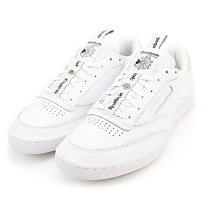 REEBOK-男休閒鞋BS6212-白