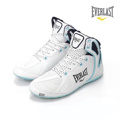 EVERLAST 美國運動品牌-專業拳擊鞋-女-珍珠白