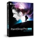 PaintShop Pro 2018 旗艦完整版盒裝(中/英)
