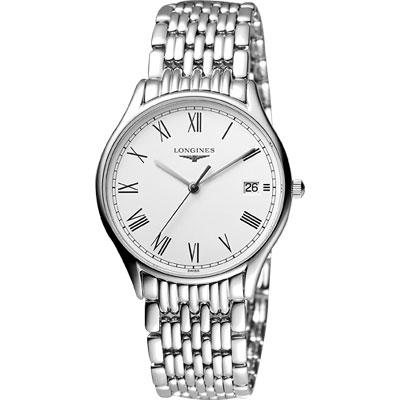 LONGINES Lyre琴韻系列優雅羅馬風情典藏腕錶-35mm