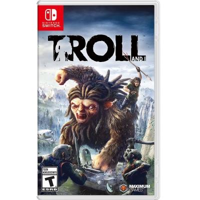 巨魔與我 Troll & I -Nintendo Switch 英文美版