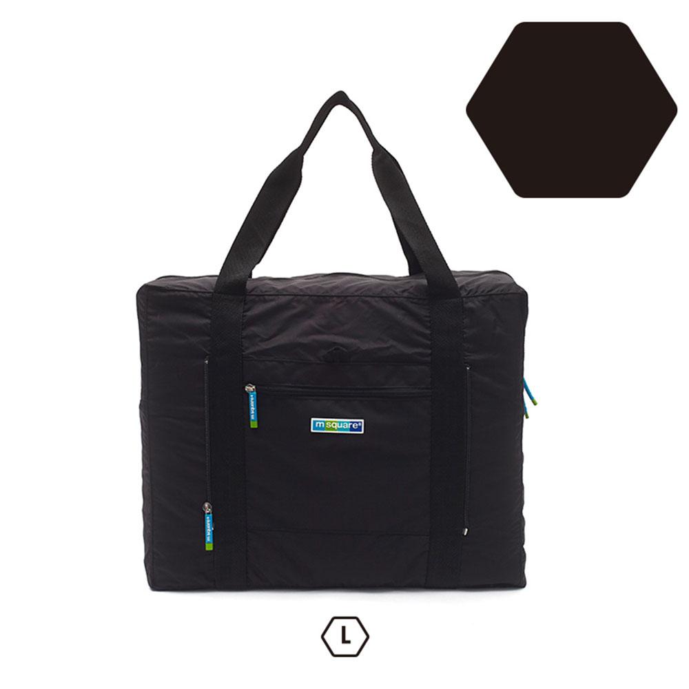 m square商旅系列Ⅱ尼龍折疊旅行購物袋L