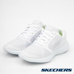 SKECHERS (女) 跑步系列 GO RUN 600-15061WHT